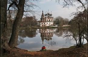 церковь Иоанна Златоуста. Фото И. Новиковой.
