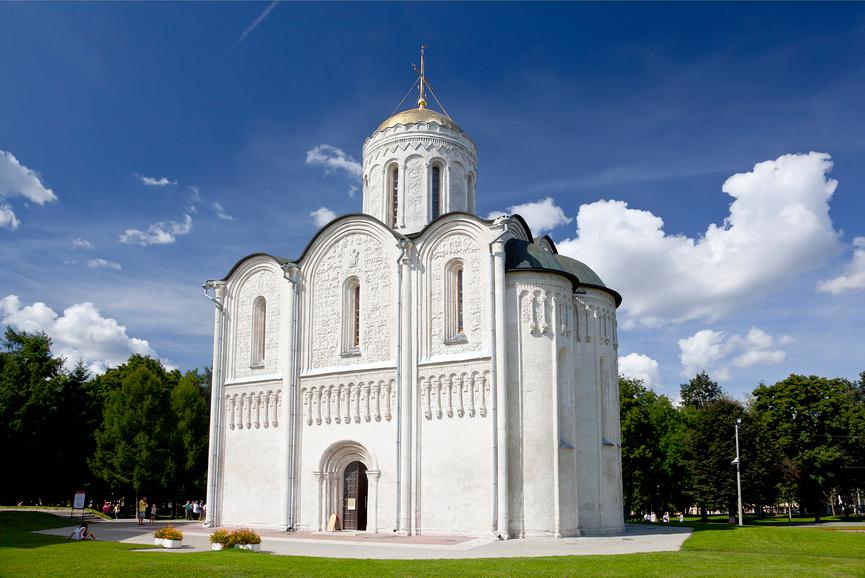 Дмитриевский собор. Владимир © Наталья Волкова / Фотобанк Лори
