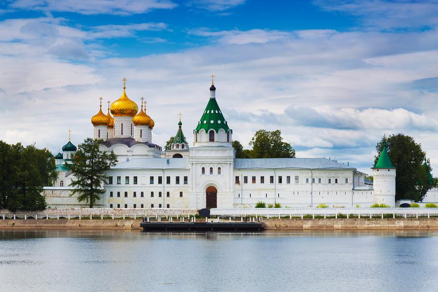 Ипатьевский монастырь. Кострома © Наталья Волкова / Фотобанк Лори