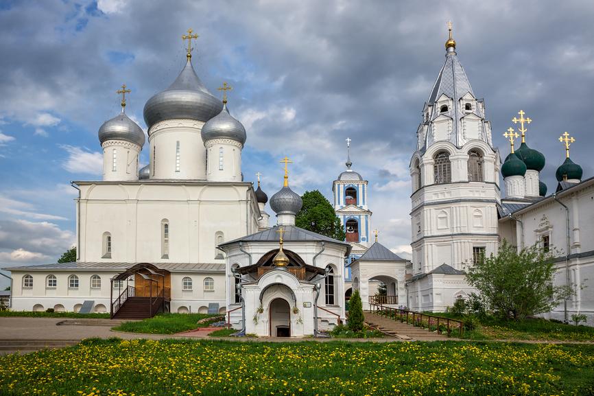 Никитский монастырь, Переславль-Залесский © Юлия Бабкина / Фотобанк Лори