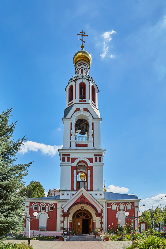 Казань. Церковь Святой Великомученицы Варвары © Николай Николенко / Фотобанк Лори