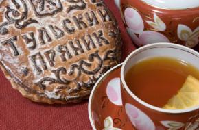 Чаепитие с тульским пряником © Румянцева Наталия / Фотобанк Лори