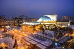новосиб театр
