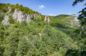 Большой каньон в Крыму © Вячеслав Воробьёв / Фотобанк Лори