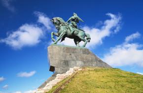 Памятник Салавату Юлаеву в Уфе, Башкирия © Михаил Марковский / Фотобанк Лори