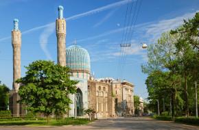 Соборная мечеть. Санкт-Петербург © Дмитрий Яковлев / Фотобанк Лори