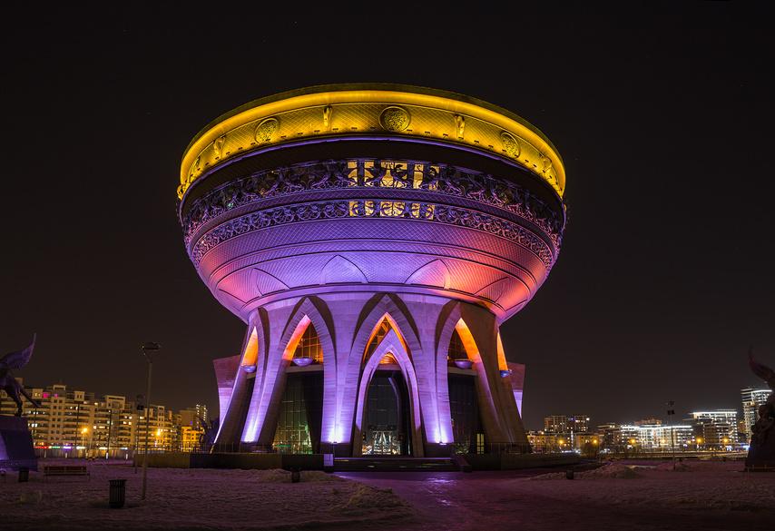 Семейный Центр и Дворец бракосочетания Казань © Юлия Бабкина / Фотобанк Лори