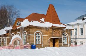Великий Устюг. Почта Деда Мороза © Румянцева Наталия / Фотобанк Лори
