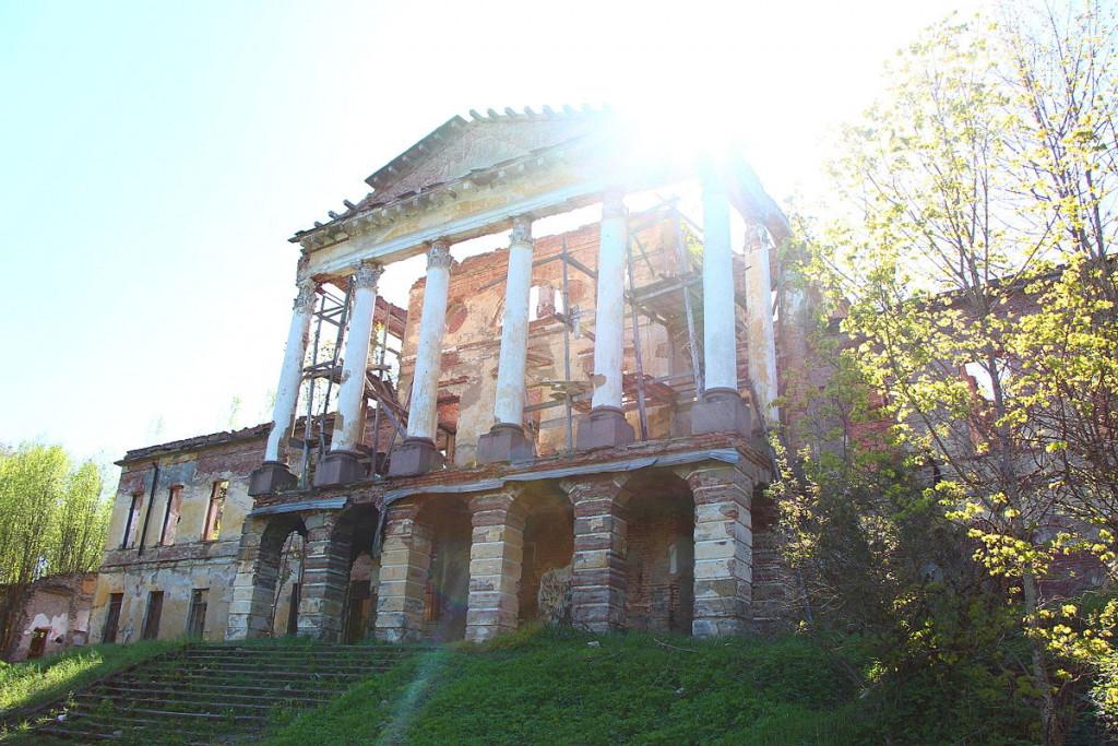 Ропшинский_дворец