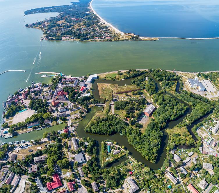 Крепость Пиллау, Балтийск © Геннадий Соловьев / Фотобанк Лори