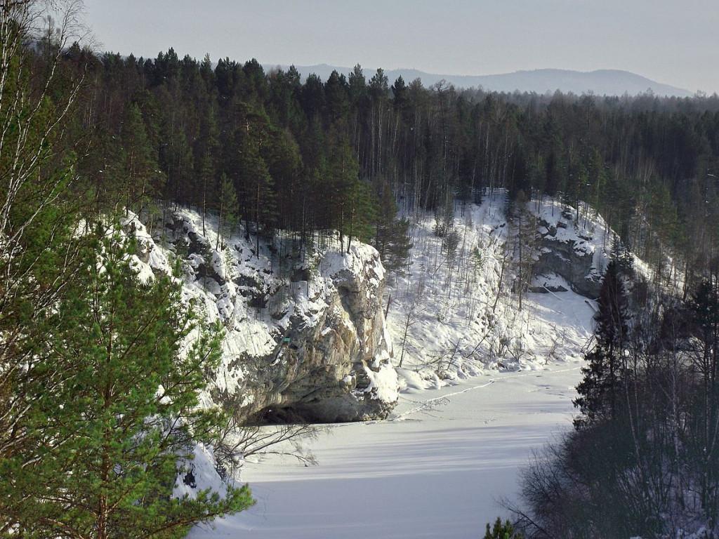Берег_Серги_зимой