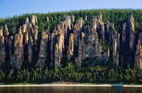 3-Национальный парк Ленские столбы.