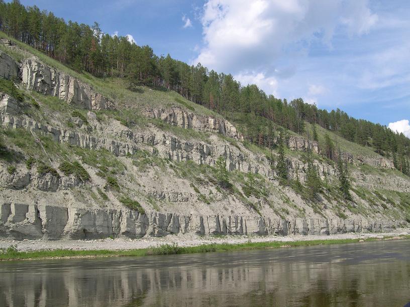 Якутия, река Буотама © Игорь Зырянов / Фотобанк Лори