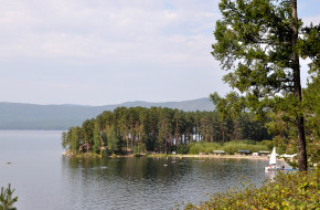Озера Тургояк. Южный Урал © Александр Тараканов / Фотобанк Лори
