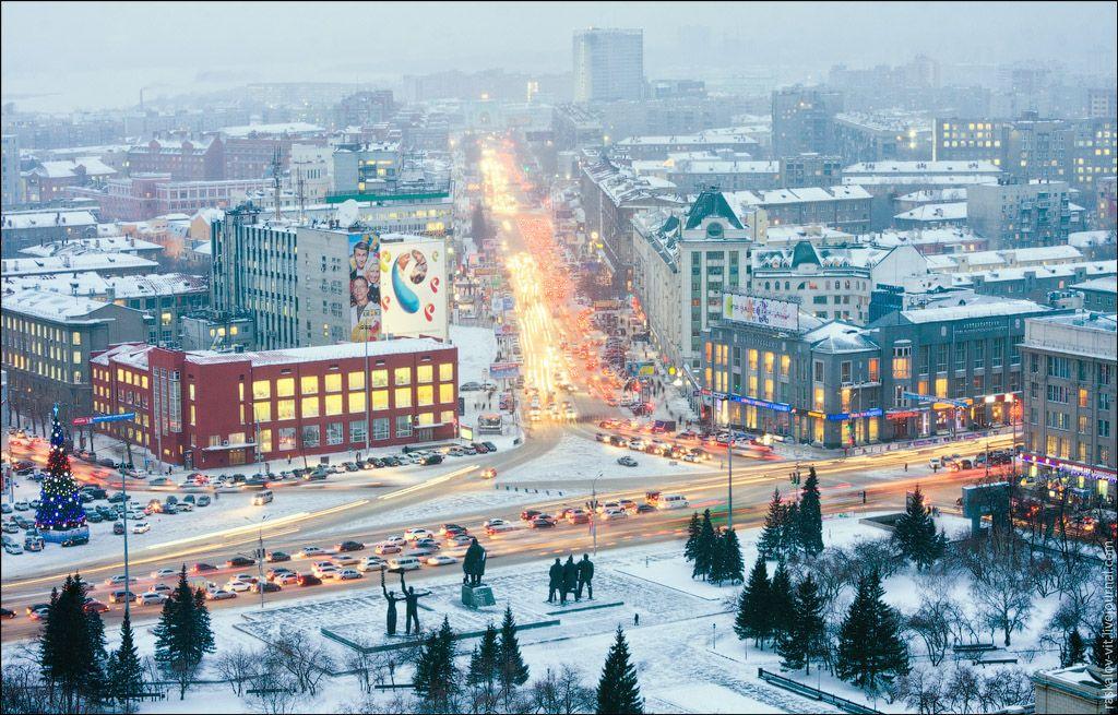 Новосибирск — жемчужина Сибири - kvartirka.com